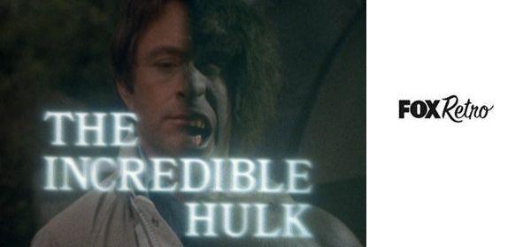 Hulk: per la prima volta la serie completa su Fox Retro | Digitale terrestre: Dtti.it