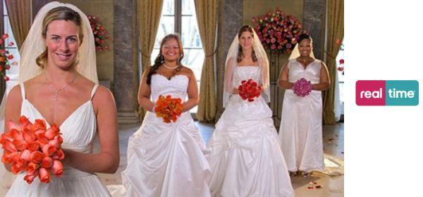 "Real Time: dal 13 aprile arriva l'esilarante serie ""Quattro matrimoni"" | Digitale terrestre: Dtti.it"