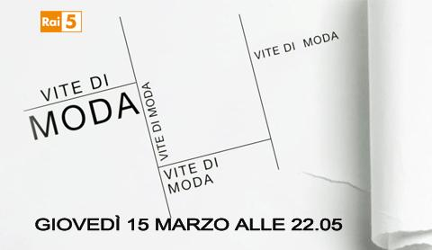 "Su Rai 5 al via ""Vite di Moda"" con Angela Missoni 