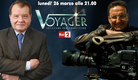 Rai 2: Luc Montagnier in esclusiva a Voyager | Digitale terrestre: Dtti.it