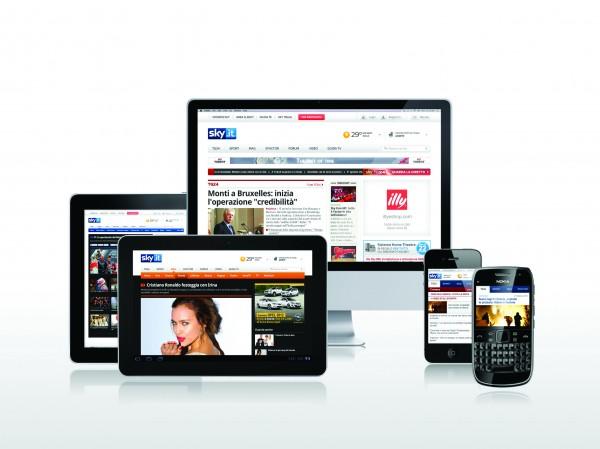 Debutta il nuovo Sky.it: più contenuti, nuova grafica e sempre più multipiattaforma