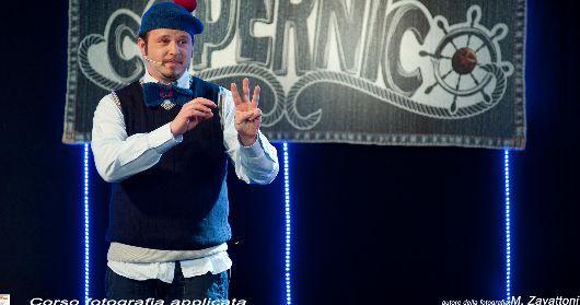 Copernico celebra la comicità genovese su Comedy Central, da mercoledì 4 aprile | Digitale terrestre: Dtti.it