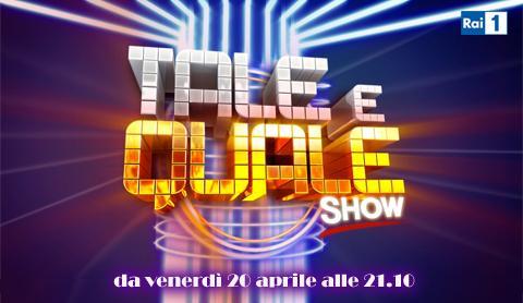 """Carlo Conti presenta """"Tale quale show"""", da stasera su Rai 1   Digitale terrestre: Dtti.it"""