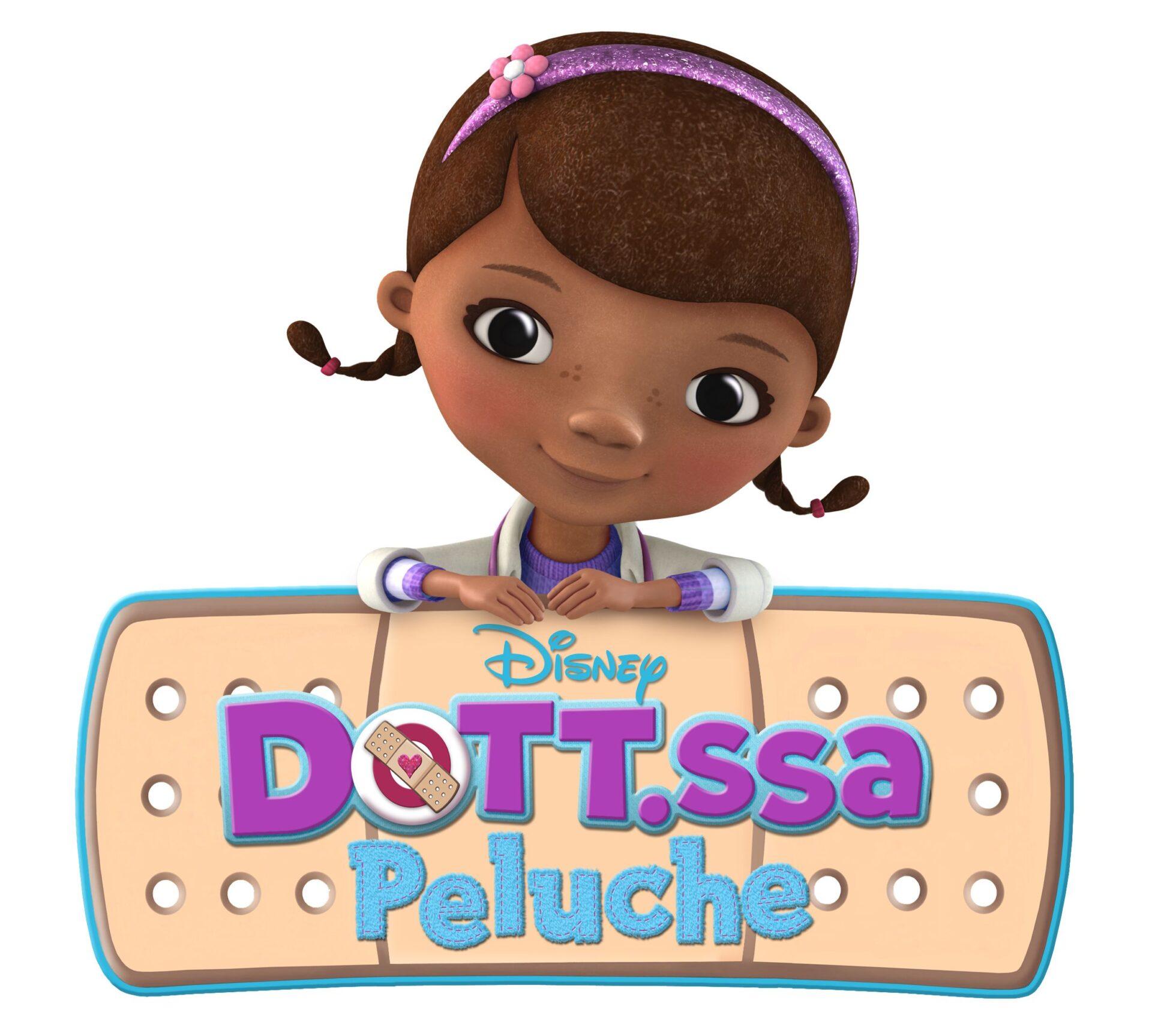 """Ad un anno dal lancio di Disney Junior arriva la nuova serie prescolare """"Dott.ssa Peluche""""   Digitale terrestre: Dtti.it"""