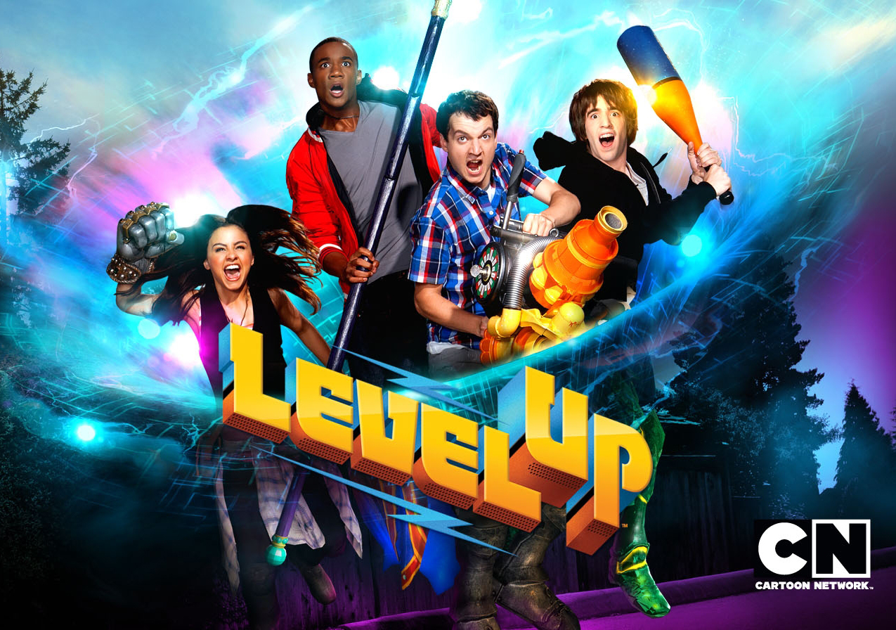 LEVEL UP Cartoon Network Original Movie, anteprima assoluta in esclusiva su Cartoon Network | Digitale terrestre: Dtti.it