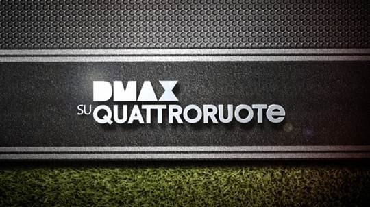 """Al via """"DMAX su Quattroruote"""" il nuovo programma interamente dedicato al mondo dell'automotive e alle novità del settore"""