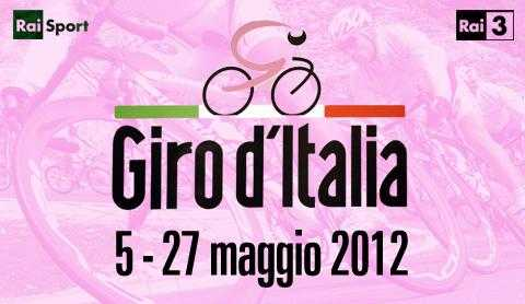Giro d'Italia 2012, diretta tv su Rai Sport e streaming | Digitale terrestre: Dtti.it
