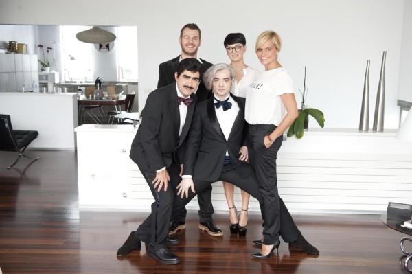 X Factor: confermata la giuria con Ventura, Morgan, Arisa ed Elio