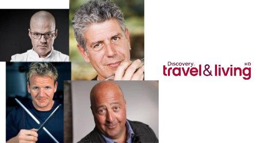 """Discovery Travel&Living: dal 4 giugno una programmazione speciale dal titolo """"L'altro lato della cucina""""   Digitale terrestre: Dtti.it"""