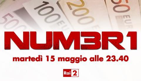 """Rai 2: crescita economica, giochi e scommesse a """"Num3r1"""""""