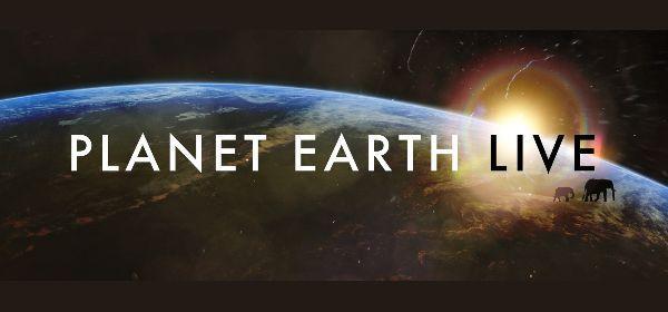BBC presenta Pianeta Terra Live, l'evento documentaristico sarà trasmesso a maggio in più di 140 paesi, in Italia su BBC Knowledge | Digitale terrestre: Dtti.it