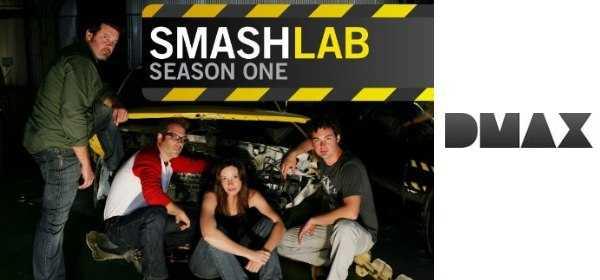 """Su DMAX dal 22 Giugno al via la nuova serie """"Smash Lab"""""""