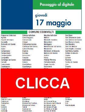 Switch Off Giovedì 17 Maggio | Digitale terrestre: Dtti.it