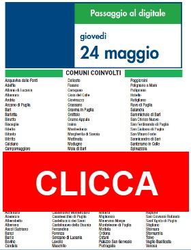 Switch Off Giovedì 24 Maggio | Digitale terrestre: Dtti.it