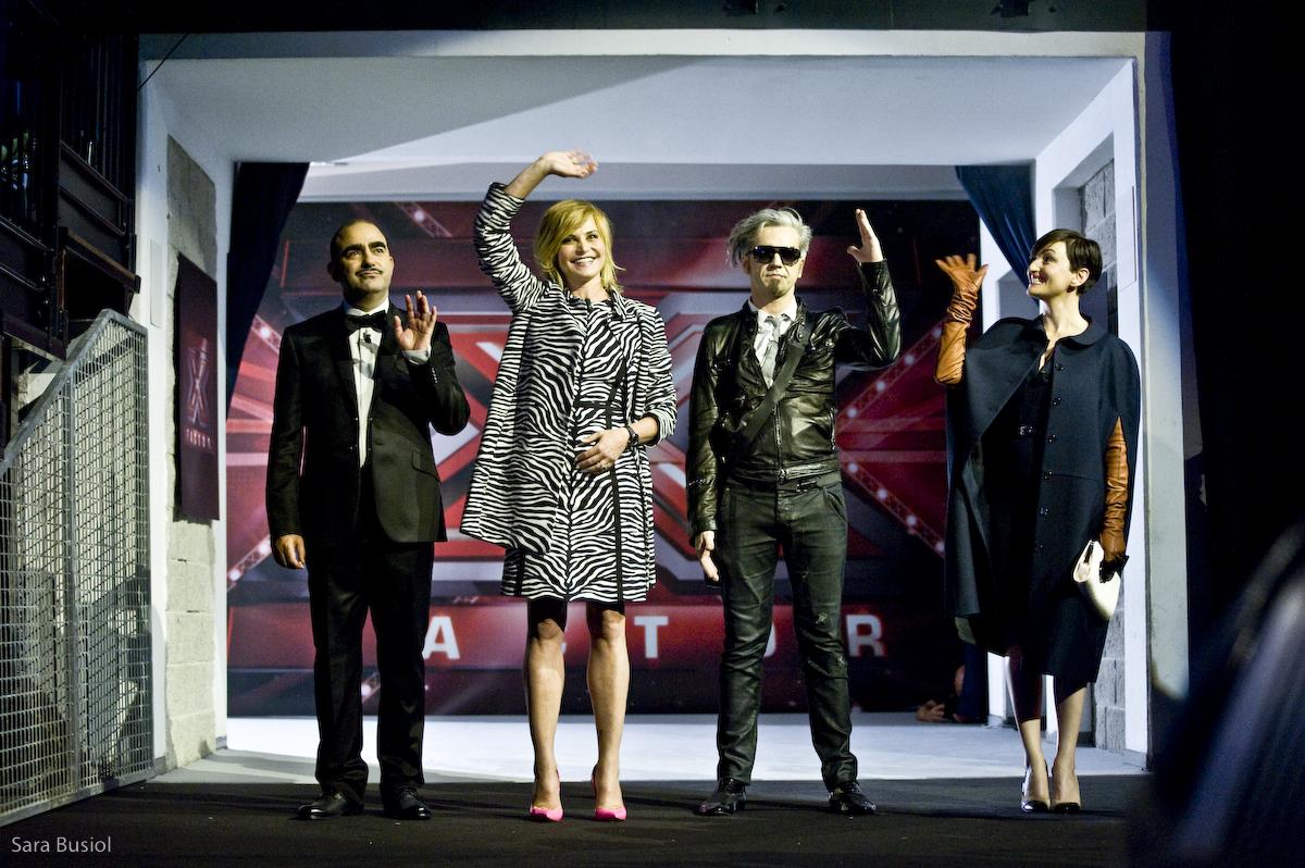 X Factor: aperte al pubblico le audizioni di Andria con Ventura, Morgan, Elio e Arisa | Digitale terrestre: Dtti.it
