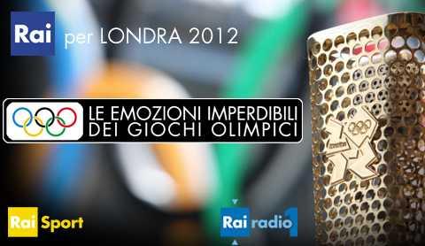 L'impegno Rai per Londra 2012, i giochi tutti su Rai 2 eccetto cerimonia di apertura | Digitale terrestre: Dtti.it