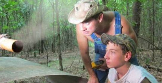"""Discovery Channel: dal 4 luglio arriva dall'America la serie di successo: """"Moonshiners: la febbre dell'alcol""""."""