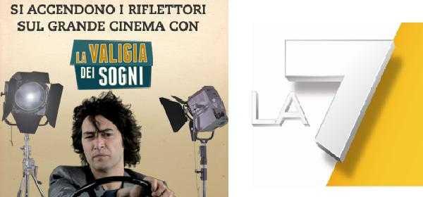 """Su La7: al via """"La valigia dei sogni"""" con Simone Annicchiarico"""