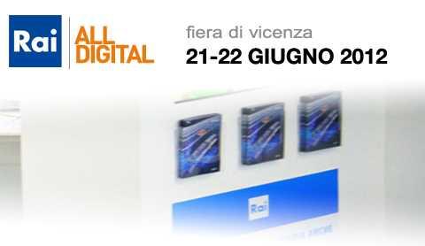 Le novità Rai alla fiera del mondo digitale di Vicenza