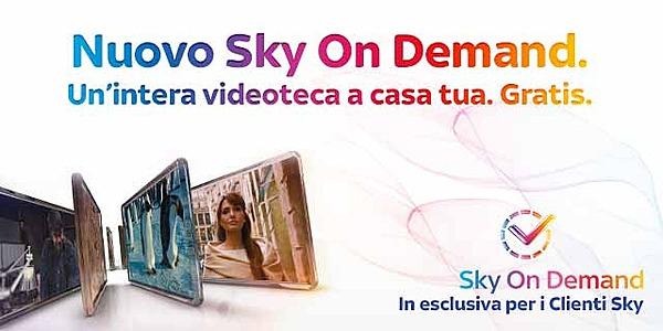 1° Luglio: nasce Sky On Demand, tutto ciò che c'è da sapere | Digitale terrestre: Dtti.it