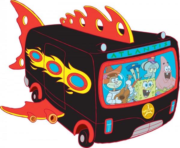 Spongebob, nuove puntate inedite solo su Nickelodeon