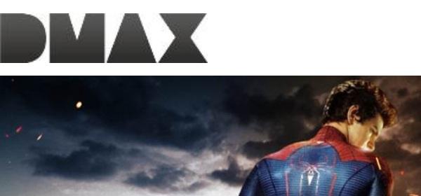 """DMAX: martedì 3 luglio in ANTEPRIMA ESCLUSIVA i primi minuti dell'attesissimo film """"THE AMAZING SPIDER-MAN"""""""