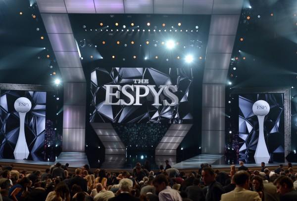 Domenica 15 Luglio in esclusiva su ESPN America gli Espy Awards 2012