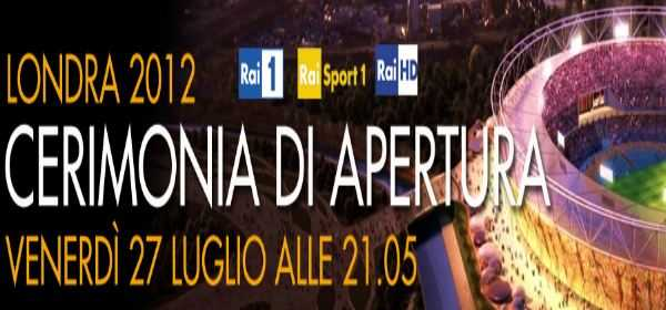 Cerimonia di apertura Olimpiadi Londra 2012, diretta tv in HD e streaming | Digitale terrestre: Dtti.it