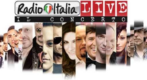 Questa sera su Italia 1 il concerto evento per festeggiare 30 anni di Radio Italia | Digitale terrestre: Dtti.it