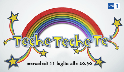 Rai 1: a Techetechetè Brignano, Guzzanti e Quartetto Cetra | Digitale terrestre: Dtti.it