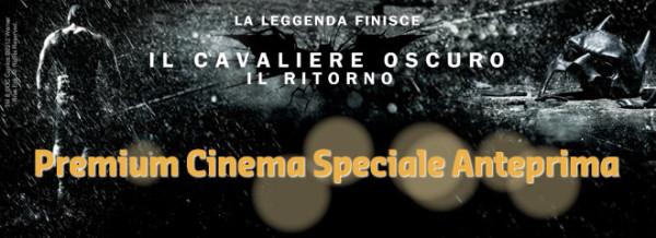 Il Cavaliere Oscuro - Il Ritorno, speciale anteprima su Premium Cinema