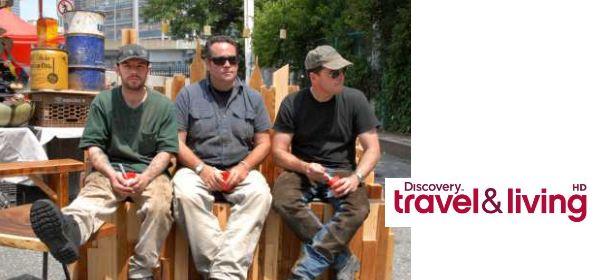 """Su Discovery Travel & Living arrivano i fratelli DiResta in """"Il signore delle pulci"""""""