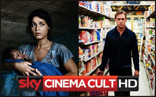 Dal 1 Settembre Cult si trasforma e diventa Sky Cinema Cult HD