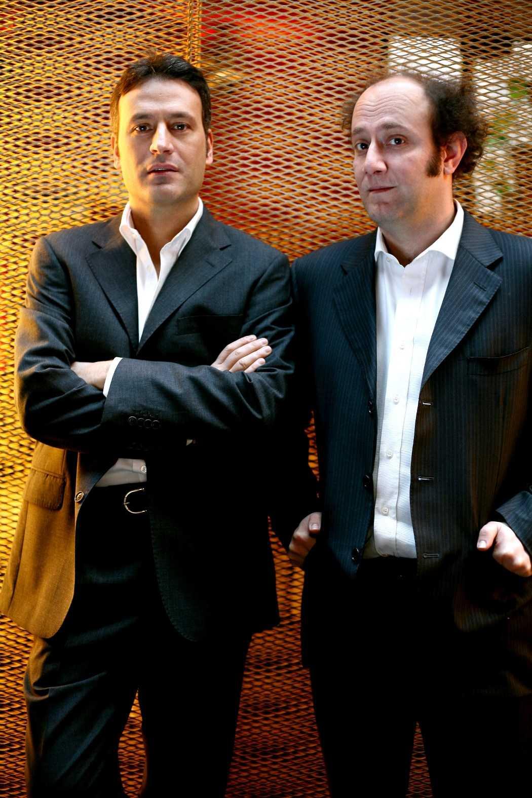Ale & Franz in prima tv su Comedy Central | Digitale terrestre: Dtti.it