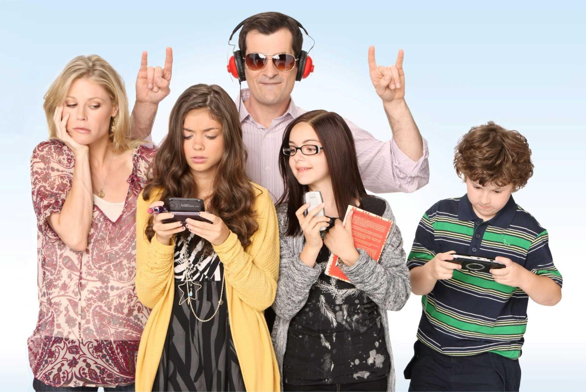 Modern Family sbanca gli Emmy Awards e arriva su MTV Italia   Digitale terrestre: Dtti.it