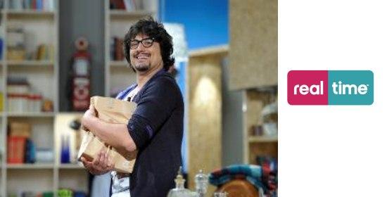 """Su Real Time i nuovi consigli di Alessandro Borghese nella quarta stagione di """"Cucina con Ale""""   Digitale terrestre: Dtti.it"""