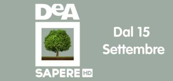 Al via su Sky DeASapere il canale della conoscenza | Digitale terrestre: Dtti.it