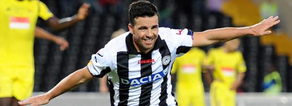 Udinese - Anzhi Makhachkala