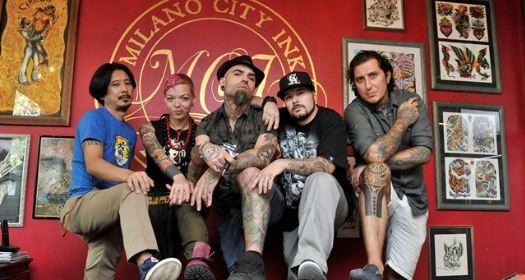 """Dal 16 Ottobre su DMAX la serie Made in Italy """"Milano City Tattoo"""""""