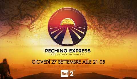 """Questa sera nuovo appuntamento con l'avventura di """"Pechino Express""""   Digitale terrestre: Dtti.it"""