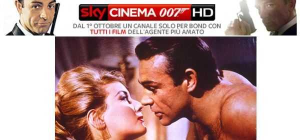Al via da domani il nuovo canale Sky Cinema 007 HD | Digitale terrestre: Dtti.it