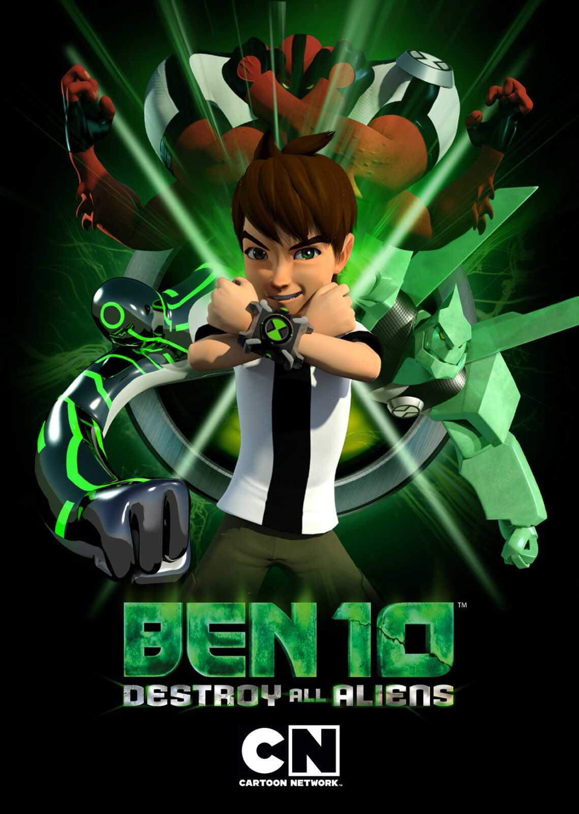 Ben 10 Destroy All Alien in esclusiva su Sky 3D e CN | Digitale terrestre: Dtti.it