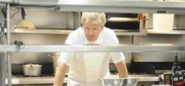 """Al via su Real Time la quinta stagione di """"Cucine da incubo USA"""" con Gordon Ramsay"""