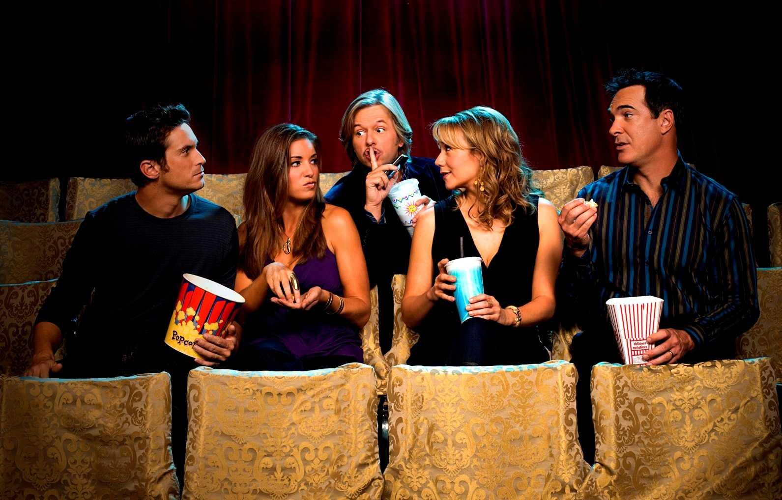"""Comedy Central lancia in prima tv la sitcom prodotta da Adam Sandler """"Le regole dell'amore""""   Digitale terrestre: Dtti.it"""
