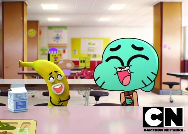 """Dal 19 Novembre su Cartoon Networkla seconda serie di """"Lo Straordinario Mondo di Gumball"""""""
