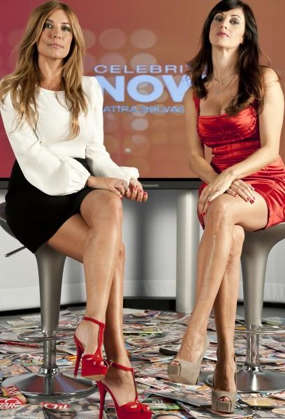 """Su Sky Uno il terzo appunto di """"Celebrity Now - Satira Selvaggia"""" con Selvaggia Lucarelli e Petra Loreggian"""