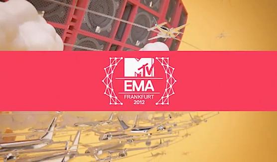 Domenica su MTV gli EMA 2012 presenta Heidi Klum | Digitale terrestre: Dtti.it