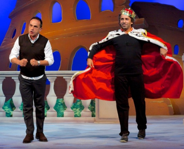 SCQR: debutta su Comedy Central il nuovo show sulla comicità romana