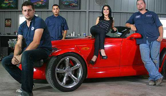 "Al via su Discovery Channel ""Texas Car Wars"" | Digitale terrestre: Dtti.it"