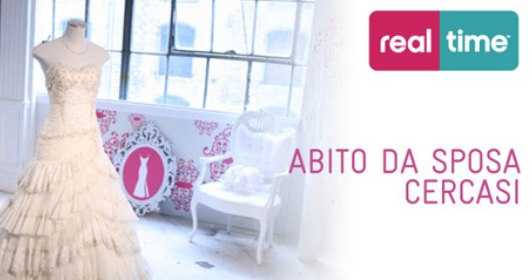 "Su Real Time al via una nuova stagione di ""Abito da sposa cercasi"" 
